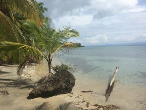 Playa der drago, Bocas del Toro, Isla Colon