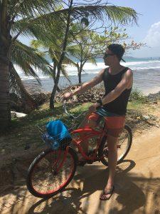 Beachbike Tour, Bocas del Toro, Panama