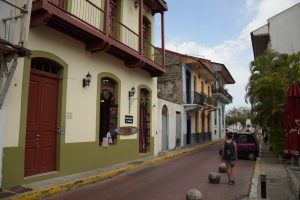 San Felipe in Panama City