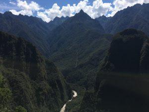 Machu Picchu, Aguas Calientes, Cusco, Peru