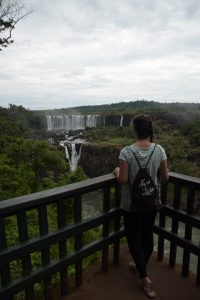 Iguazúwasserfälle, Brasilien, Foz do Iguacu