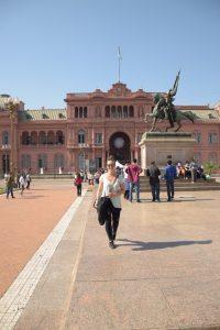 Präsidentenpalast, Buenos Aires, Argentinien