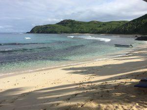 Octopus Resort, Waya Island, Fiji, Südsee