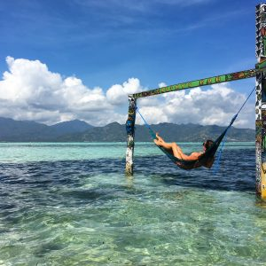 Gili Air, Lombok, Bali, Indonesien, Indonesia