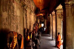 Angkor Wat, Angkor, Tempel, Tempelanlage, Kambodscha, Siem Reap