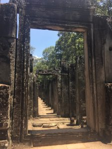 Bayon, Tempel, Tempelanlage, Angkor, Siem Reap, Kambodscha