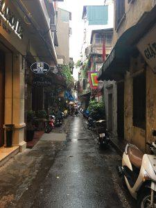 Hanoi, Old Quartier, Vietnam, Straße