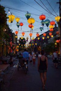 Hoi An, Old Town, Vietnam, Lampen