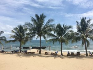 Eco Beach Resort, Strand, Meer, Phu Quoc, Vietnam