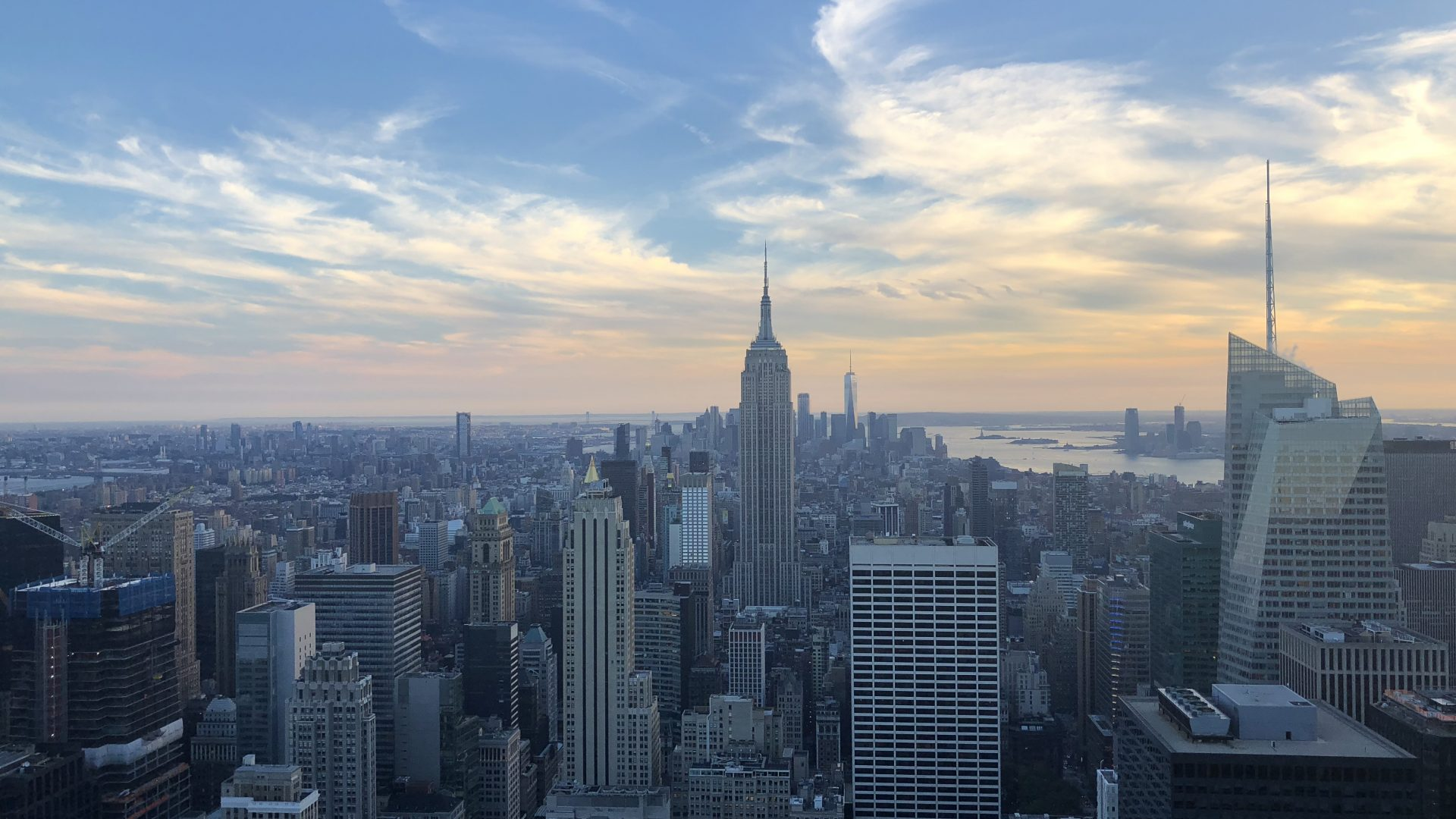 New York, New York - meine Geburtstagsreise!
