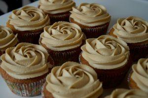 Spekulatius Cupcakes