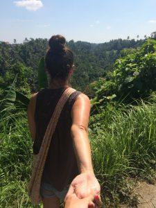 Ubud (Bali) Hand in Hand