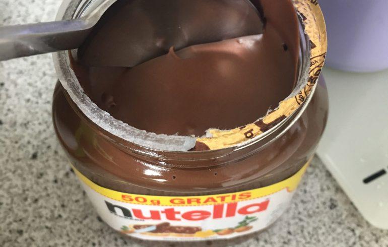 Frosting für Nutella-Cupcakes