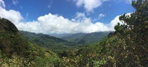 Monteverde Reservat Panorama