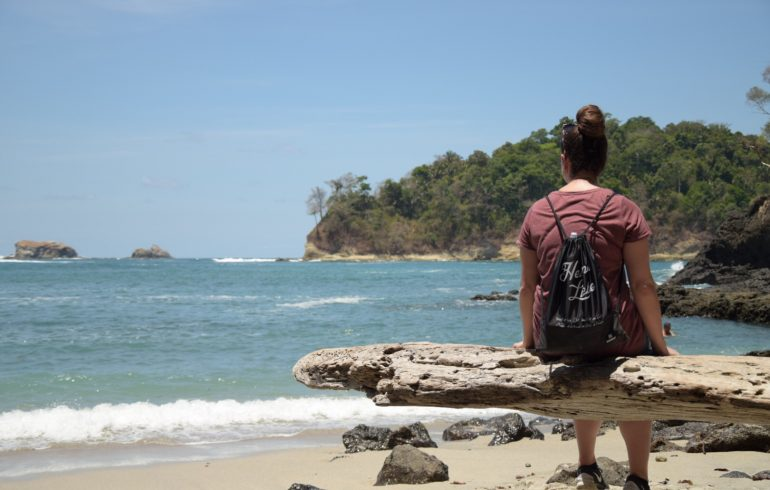 Manuel Antonio Nationalpark Strand