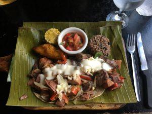 Costa-ricanisches Essen