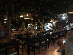 Restaurant in San José