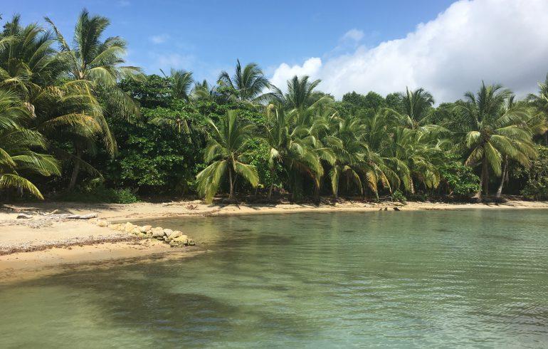 Playa del Drago, Bocas del Toro, Isla Colon, Panama