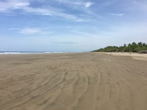 Strand von Las Lajas, Panama