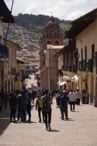 Historische Altstadt von Cusco, Peru