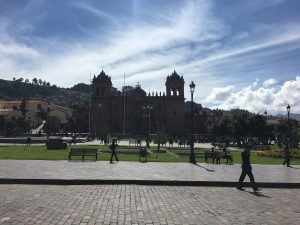 Plaza de Armas, Cusco, Peru