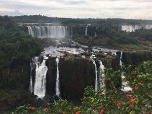 Iguazúwasserfälle, Brasilien, Foz do Iguaçu