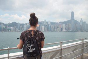 Hongkong, Hong Kong, China, Victoria Harbour