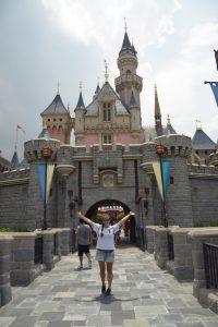 Hongkong, Hong Kong, Disneyland