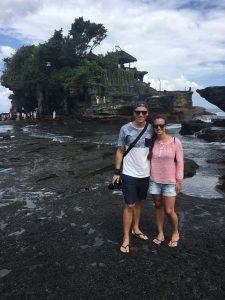 Tanah Lot, Tempel, Bali, Indonesien, Indonesia