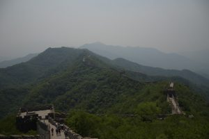 Chinesische Mauer, Great Wall of China, Mutianyu, Peking