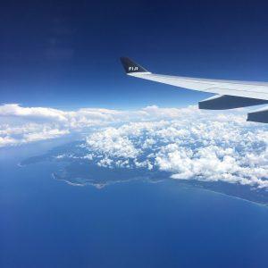 Fiji Airways, Flug