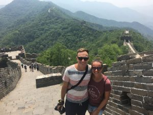Chinesische Mauer, Great Wall of China, Mutianyu, Peking, Beijing