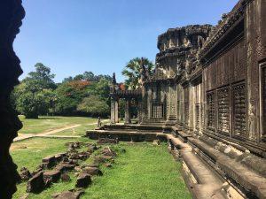 Angkor Wat, Tempel, Tempelanlage, Angkor, Siem Reap, Kambodscha