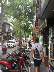 Hanoi, Old Quartier, Sightseeing, Vietnam