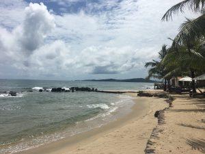Strand, Meer, Eco Beach Resort, Phu Quoc, Vietnam