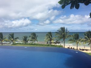 Strand, Pool, Eco Beach Resort, Phu Quoc, Vietnam