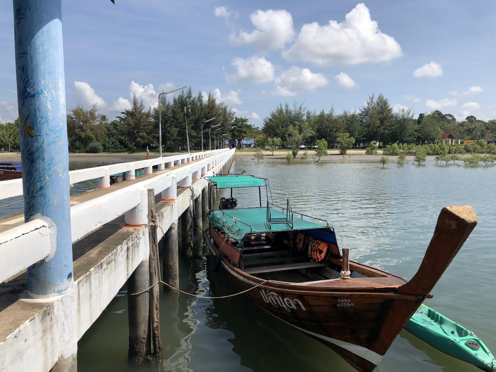 Thailand, Pak Meng Pier