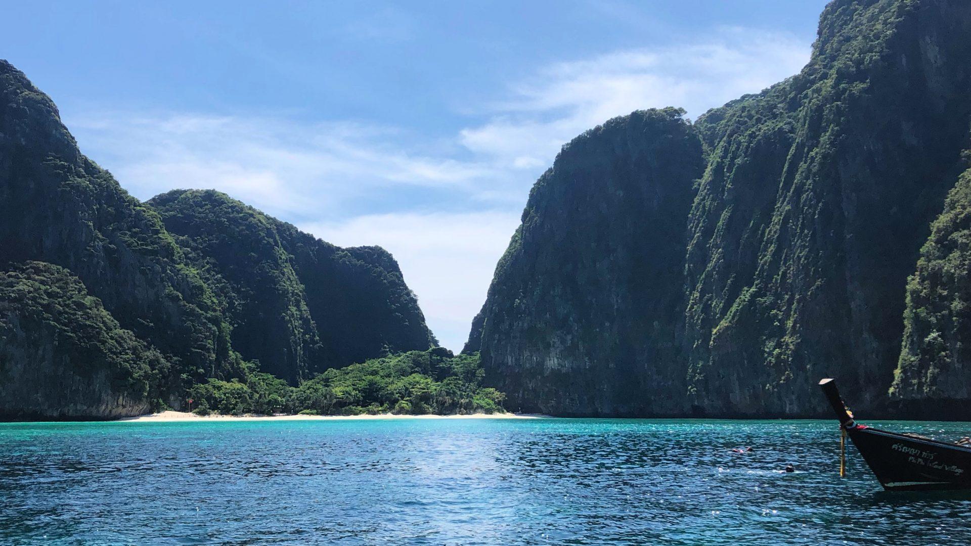 Sawadee kha (Hallo) schönes Thailand!