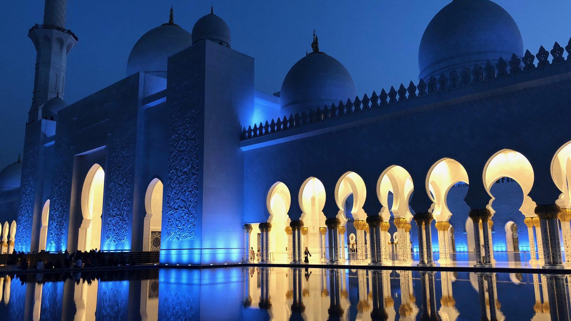 1001 Nacht – arabischer Luxus in Abu Dhabi